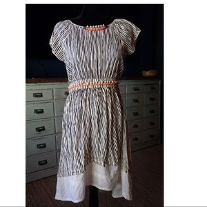 Anthropologie Vineet Bahl Manali Rippled Dress